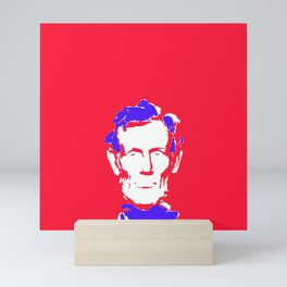 Lincoln Mini Art Print