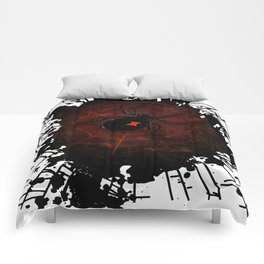 Black Widow (Signature Design) Comforters