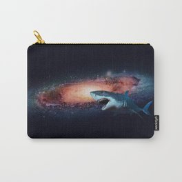 Space Shark Carry-All Pouch