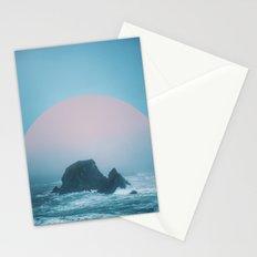 Peach Sunrise Stationery Cards