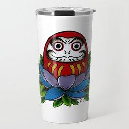 Daruma Doll Travel Mug