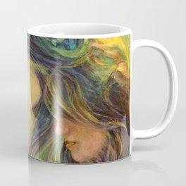 Girl Dreaming Coffee Mug