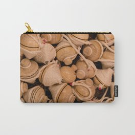 Whipping top Carry-All Pouch