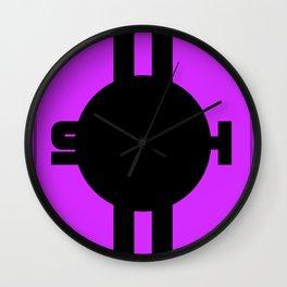 914 Racing Design Wall Clock