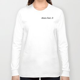 Winter Park, FL Long Sleeve T-shirt