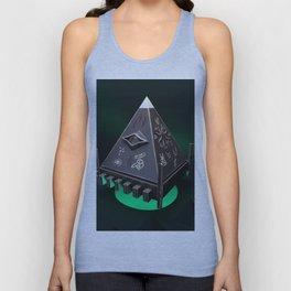 Pyramid Unisex Tank Top
