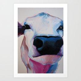 Moomoo Art Print
