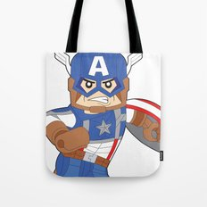 Lego Captain Tote Bag