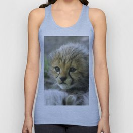 Cheetah20150908 Unisex Tank Top