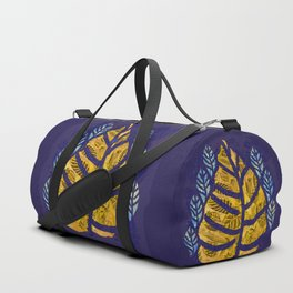 Leaf among Leaves Duffle Bag