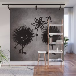 Kind Evil Bugs Wall Mural
