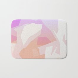 beau abstract 3 Bath Mat