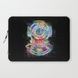 The Diver Laptop Sleeve