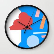 geometry 1 Wall Clock