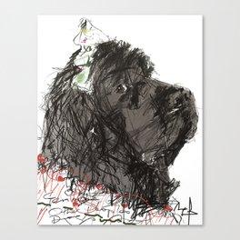 OPD Gemma Canvas Print