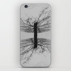 Below and Above iPhone & iPod Skin
