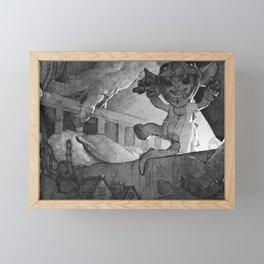 Gnar League of Legends Framed Mini Art Print