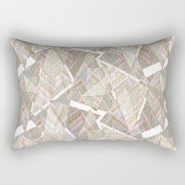 Abstraction 1 Rectangular Pillow