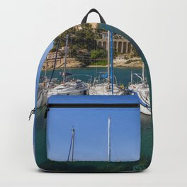 Cote bleue Backpack