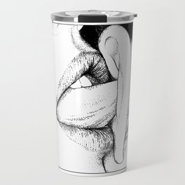 asc 269 - Le murmure d'ange (The whispering angel) Travel Mug