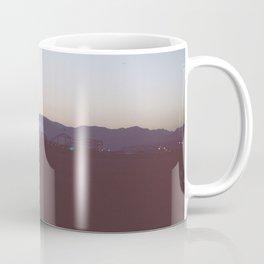 Santa Monica Nights  Coffee Mug