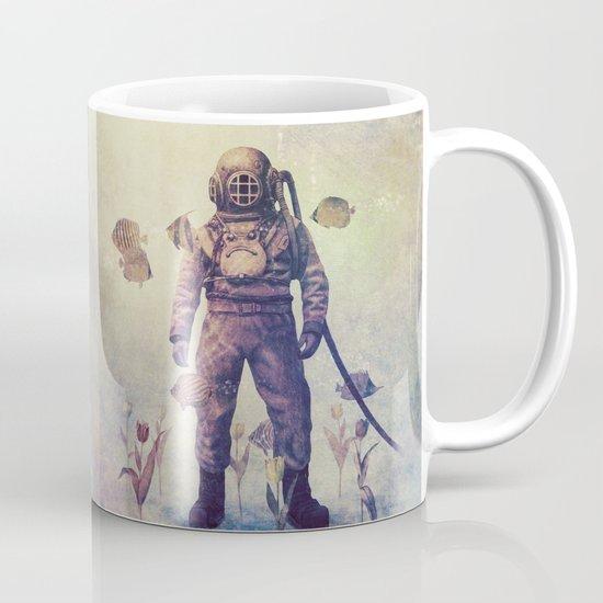 Deep Sea Garden - colour option Mug