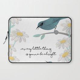 Three Little Birds Laptop Sleeve