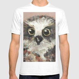 Nursery Art / Nursery Decor - Baby Owl T-shirt