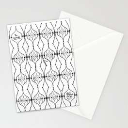 The Animals - weird, unpolished and ugly as we are #3 Stationery Cards