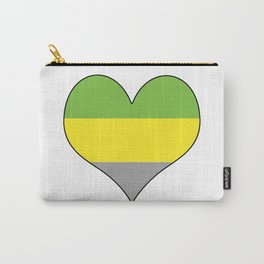 Lithromantic Heart Carry-All Pouch