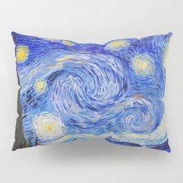 "Vincent Van Gogh "" Starry Night "" Pillow Sham"