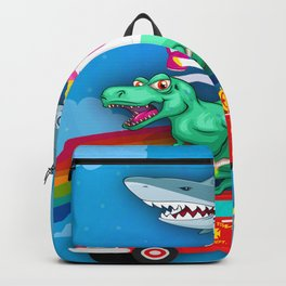 Super Terrific Freakin Awesome Backpack