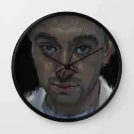Sam Smith Wall Clock