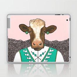 Liselott the Cow Laptop & iPad Skin