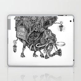 the wandering library 2 Laptop & iPad Skin