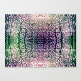 Arboreal symphony Canvas Print