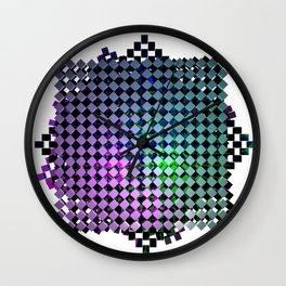 Cubiplexity Linearis Wall Clock