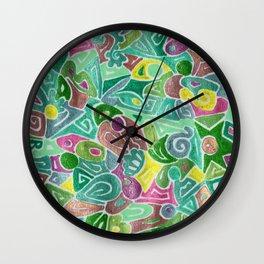 Verna Wall Clock