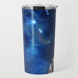 Pegasus - Saint Seiya Artwork Travel Mug