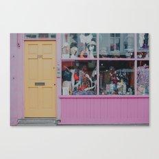 London colours Canvas Print