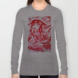 Speedpaint #1 Long Sleeve T-shirt