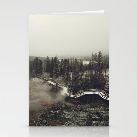 Artist's Paint Pots Stationery Cards