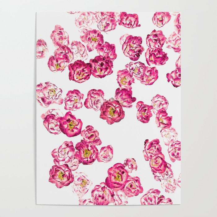 Pink Heaven digitalart floral
