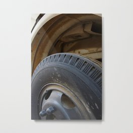 Are you Tired? Metal Print