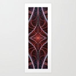 Dark Voodoo Art Print