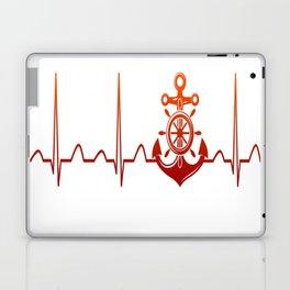 Sailor Heartbeat Laptop & iPad Skin