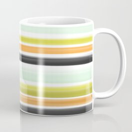 80s stripe Coffee Mug