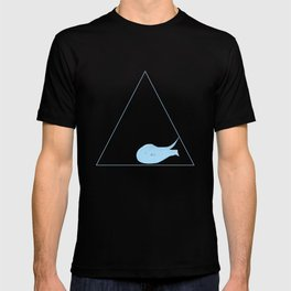 All lines lead to the...Inverted Stingray T-shirt