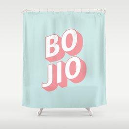 BO JIO Shower Curtain