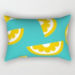 lemon Rectangular Pillow